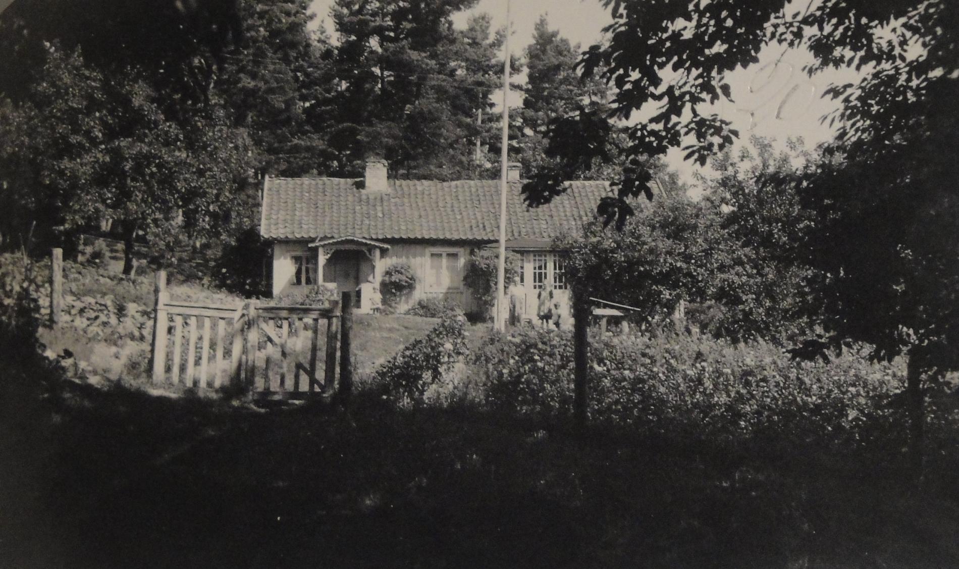 L Ekeryd, Banhem Ulrik & Christina Andersson