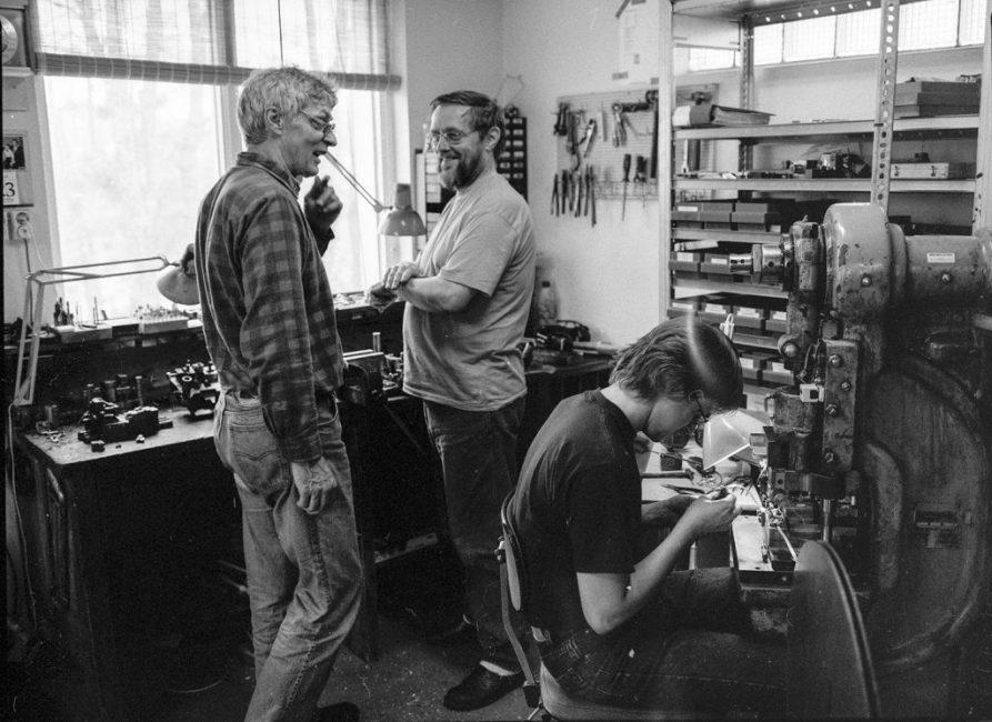 Lennart och Eric Öhman, Mats Lindberg